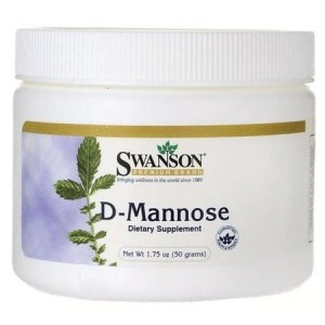 Swanson D-mannose 50g